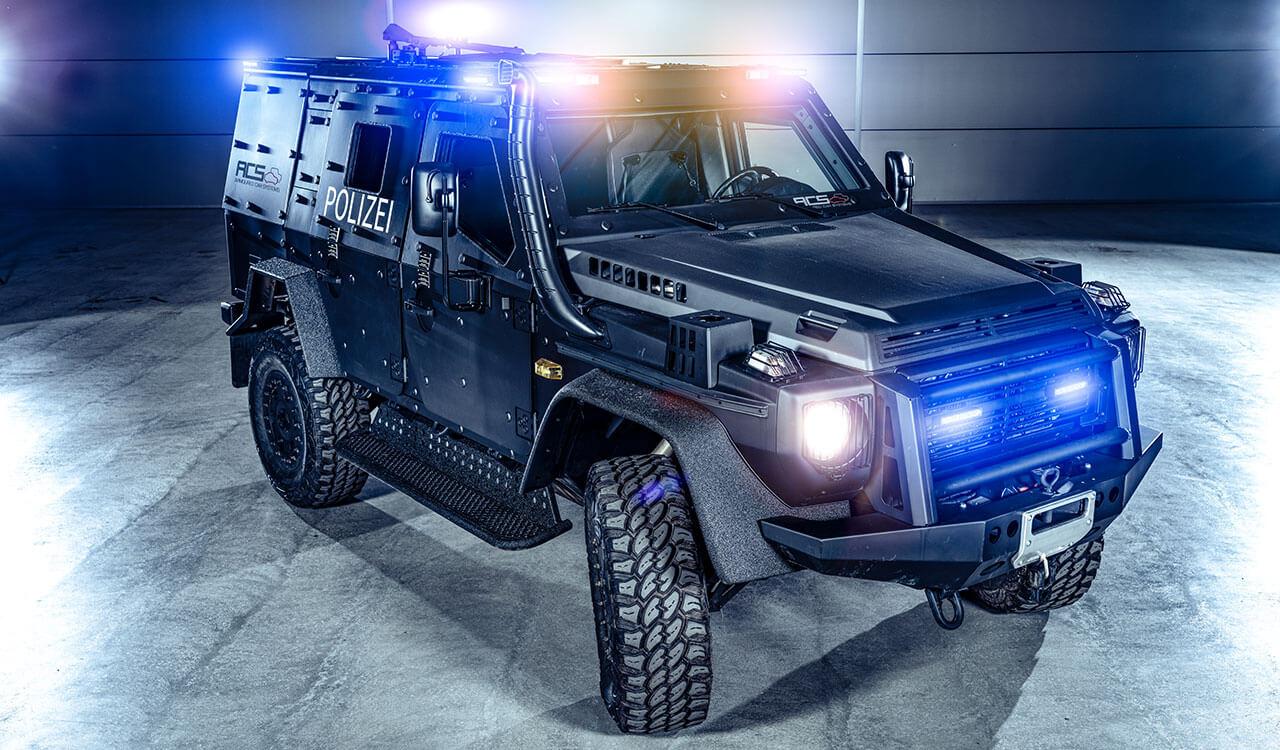 Operational vehicles