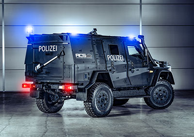 ENOK LAPV 6.2 Polizei