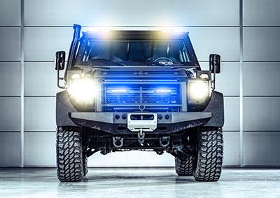 ENOK LAPV 6.2, police
